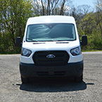 Ford Transit Front View
